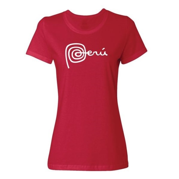Women's Peruvian Marca Peru T-Shirts