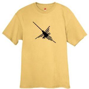 ShirtLoco-Mens-Nazca-Lines-Hummingbird-Peruvian-Glyph-T-Shirt-0